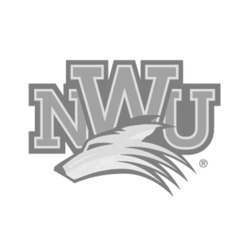Nebraska Wesleyan Prairie Wolves Logo FanWord